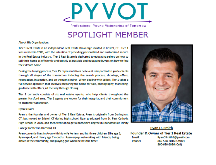 Ryan Smith - Spotlight Member