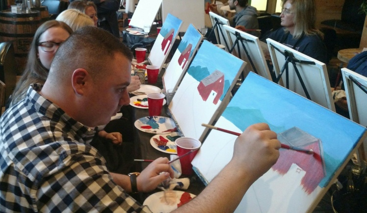 paint night 123