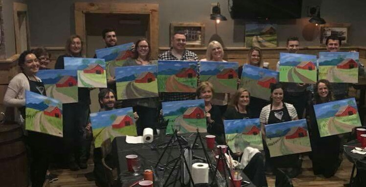 paint night 1234567
