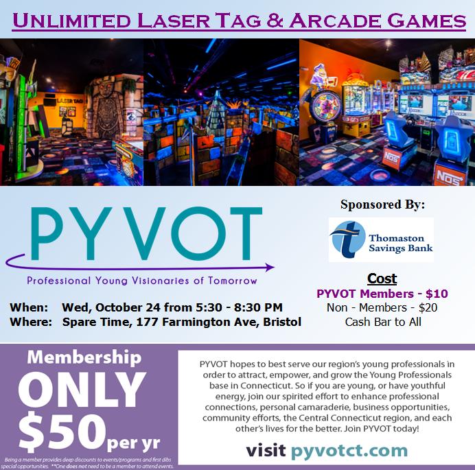 Laser Tag & Arcade Games